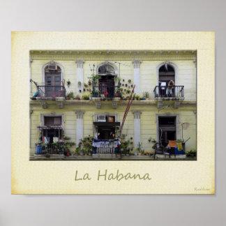 La Habana II Poster