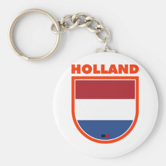 La Hollande Porte-clé