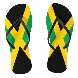 La Jamaïque Tongs