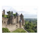 La La citent, Carcassonne Carte Postale