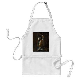 La lettre d'amour par Johannes Vermeer Tabliers