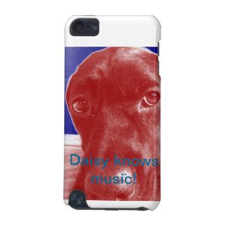 La marguerite sait la musique coque iPod touch 5G
