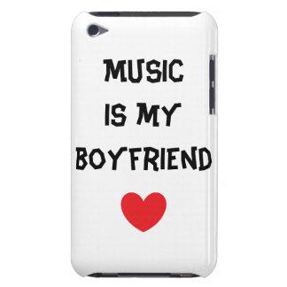 la musique est mon ami étuis iPod touch