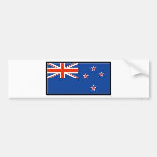 La Nouvelle Zélande Autocollant Pour Voiture