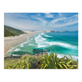 La Nouvelle Zélande, île du nord, cap Reinga 2 Carte Postale