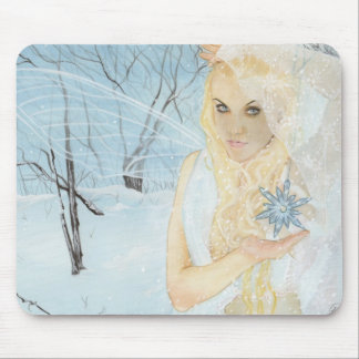 La Reine Mousepad de neige Tapis De Souris