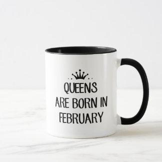 La Reine sont en février T-shirt né