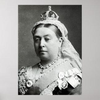La Reine Victoria Poster