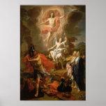 La résurrection du Christ, 1700