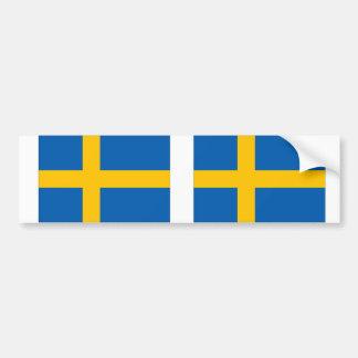 La Suède Autocollant De Voiture