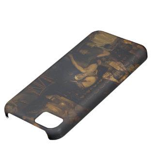La Tadema-Mort de Lawrence du fils d'aîné de Étui iPhone 5C
