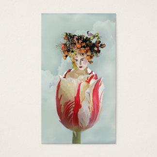 La Tulipe Visitenkarte