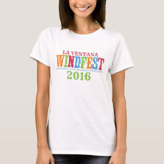 La Ventana WindFest T - Shirt Frauen 2016