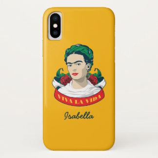 La Vida Frida Kahlos | Viva iPhone X Hülle