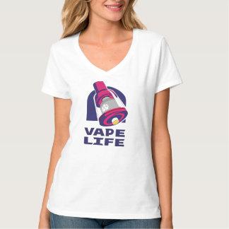 la vie de vape tee shirts