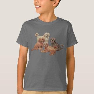 LABRADOODLE scherzt T - Shirt <3