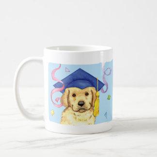 Labrador-Absolvent Kaffeetasse