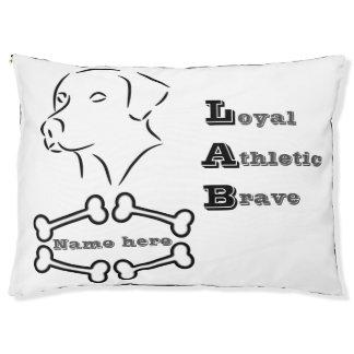 Labrador Haustierbett