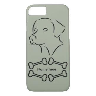 Labrador iPhone 7 Hülle