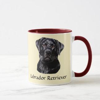 Labrador retriever-Kunst Tasse
