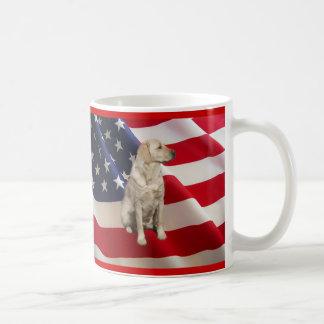 Labrador-Retriever meine Kinder haben die 4 Kaffeetasse