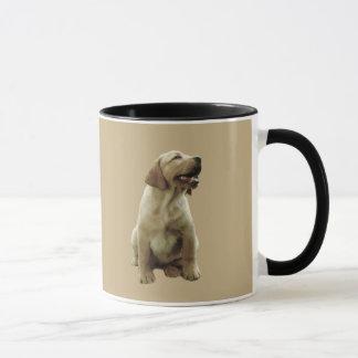 Labrador-Retriever-unwiderstehliche Tasse