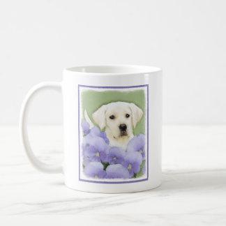 Labrador retriever-Welpe Kaffeetasse