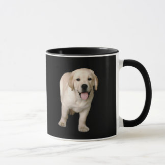 Labrador-Retriever-Welpen-Tasse Tasse