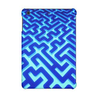 Labyrinth-Blau