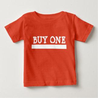 L'achat un du jumeau 1 obtiennent un libre t-shirt pour bébé