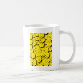 Lächeln des Lächelns Kaffeetasse