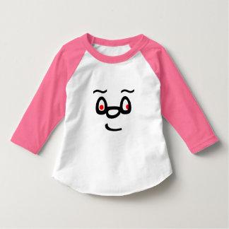 Lächeln-Gesicht T-Shirt
