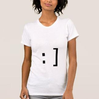 Lächeln und ein Wink T-Shirt