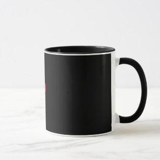 Lächelnde Teufel-Tasse Tasse