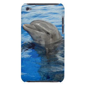 Lächelnder Delphin iPod Touch Case-Mate Hülle