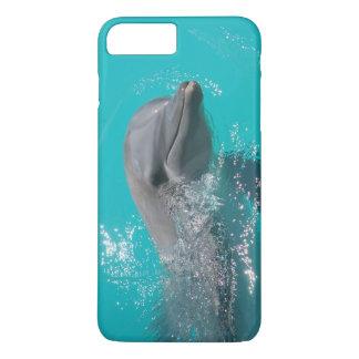Lächelnder Delphin iPhone 7 Plus Hülle