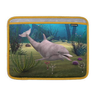 Lächelnder Delphin Sleeve Fürs MacBook Air