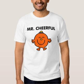Lächelnder Herr Cheerful Hemd