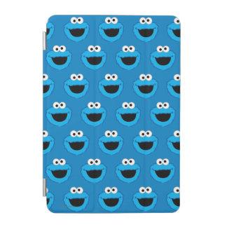 Lächelndes Plätzchen-Monster-Muster iPad Mini Hülle
