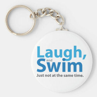 Lachen und Schwimmen… aber nicht gleichzeitig Schlüsselanhänger