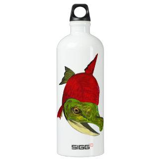 Lachsschönheit Wasserflasche