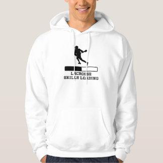 Lacrosse-Fähigkeits-Laden Hoodie