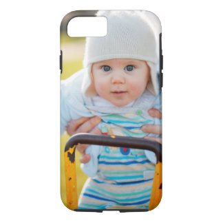 Laden Sie Ihr eigenes Foto iPhone 7 Hülle