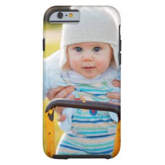 Laden Sie Ihr eigenes Foto Tough iPhone 6 Hülle