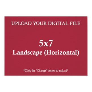 Laden Sie Ihren eigenen 12x18 Entwurf mit Karte