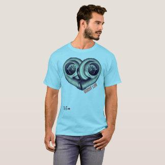 LADEN SIE LIEBE AUF T-Shirt