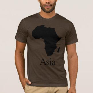 L'Afrique Asie T-shirt