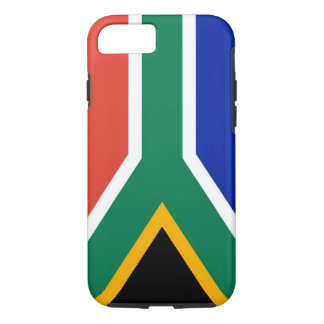 L'AFRIQUE DU SUD COQUE iPhone 7