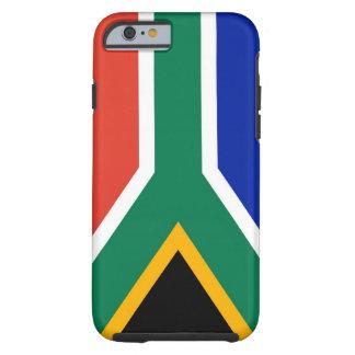 L'AFRIQUE DU SUD COQUE TOUGH iPhone 6