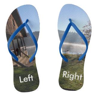 Lager drehen Reinfälle um! Flip Flops